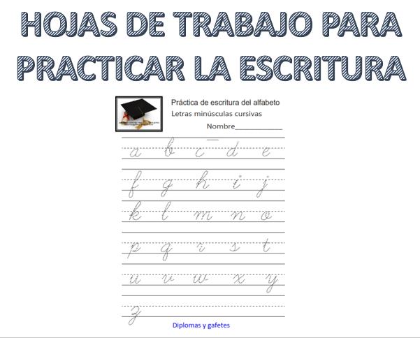 preescolar, primaria, infantil, español, educativo