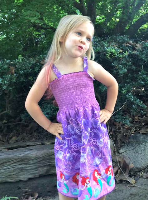 Easy No-Sew Summer Dress