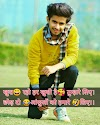 ansh pandit emotional shayari images on tik tok best shayari