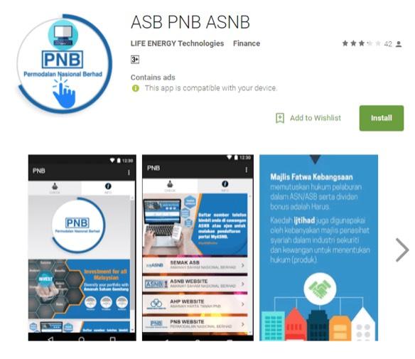 Waspada! App ASNB Ini Tak Diiktiraf Dan Boleh Curi Data Korang! Uninstall Sekarang!
