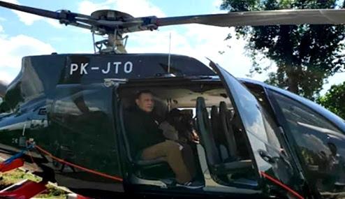 Terungkap, Ada Perintah Dibalik Kasus Helikopter Mewah Ketua KPK, Firli Bahuri