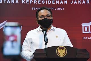 Menteri Agama Terbitkan Edaran Panduan Penyelenggaraan Ibadah Peringatan Kenaikan Isa Almasih