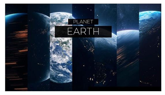 Footage – VideoHive – Planet Earth 7 Clips Pack – 25649271 [MP4]