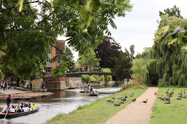 What to do and see in Cambridge