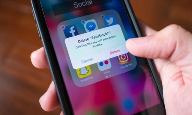 فيسبوك يستنزف المدخرات وآبل لا يمكنها القيام بشيئ!