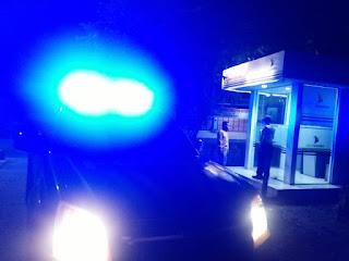 Polsek Maiwa Polres Enrekang Laksanakan Patroli Malam