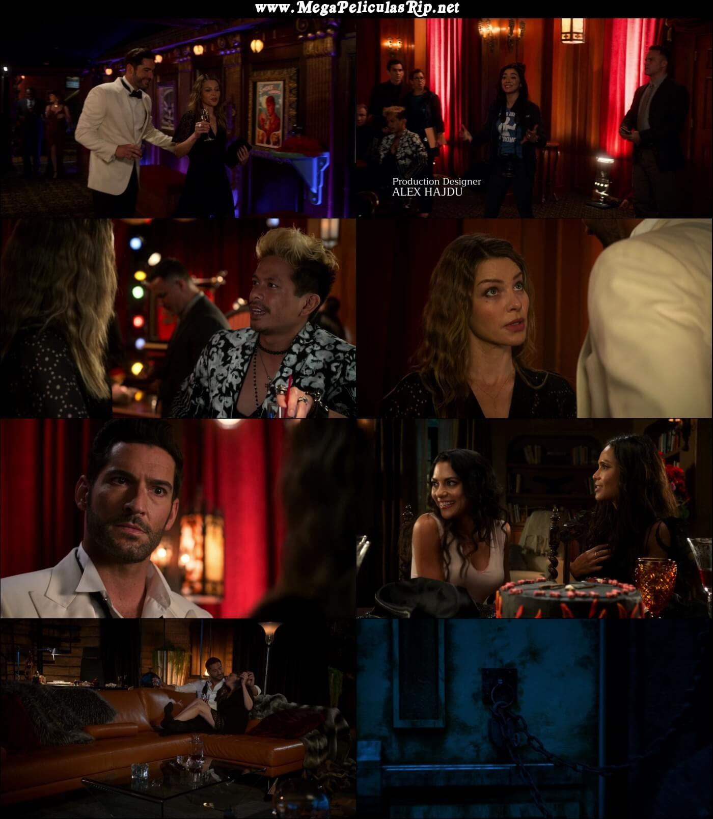 Lucifer Temporada 6 1080p Latino
