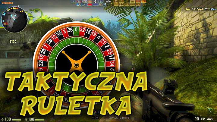 taktyczna ruletka strat roulette w cs go