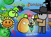 Pirate Seas Plants vs Zombies