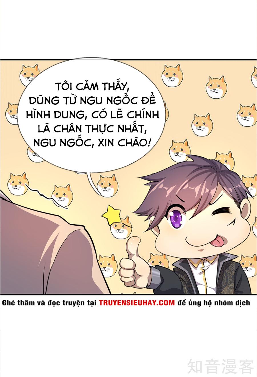 Y Võ Chí Tôn Chapter 10 video - truyenmh.com