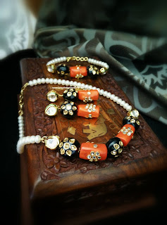 customized beads jewellery
