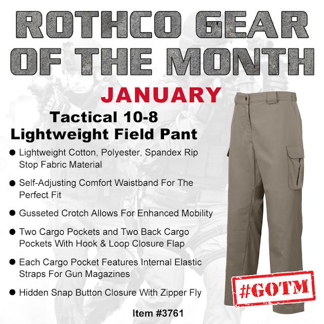 New Year, New Gear! #GOTM