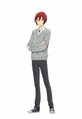 Nobuhiko Okamoto como Kakeru Sengoku, el presidente del consejo estudiantil inteligente