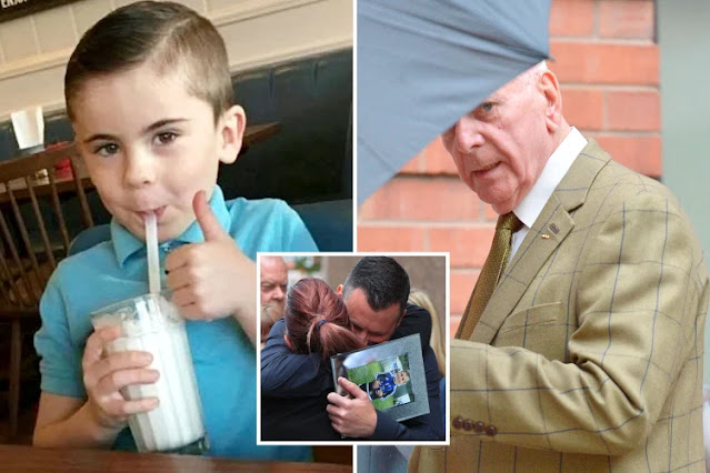 Family fury as man who shot dead his great-grandson, 6, freed after 18 months
