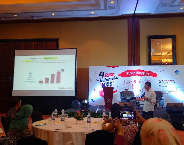 4 Tahun Indonesia Kreatif