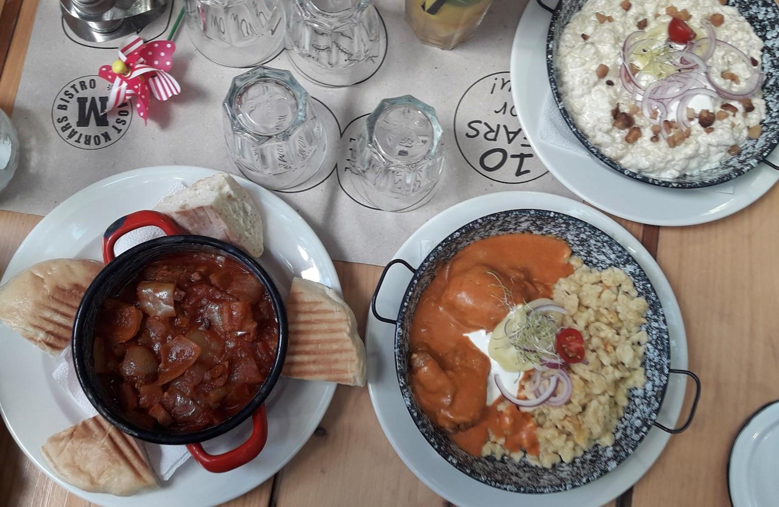 Kulinarny Budapeszt po raz kolejny-gdzie jeść i gdzie robić zakupy