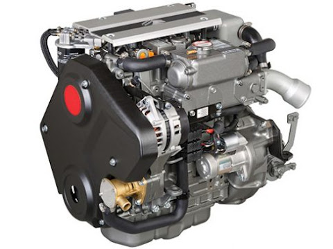Common rail system overviews of marine engines