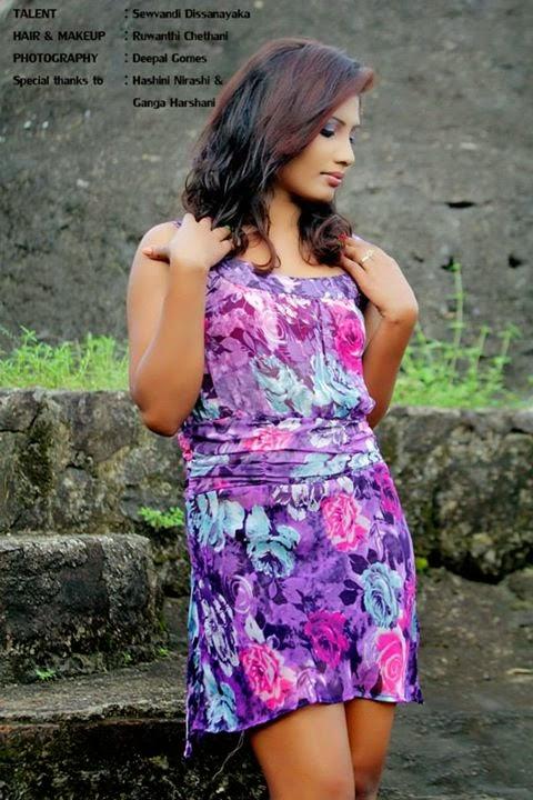 SRI LANKAN TASTE Fashion Magazine: Sri Lankan Upcoming