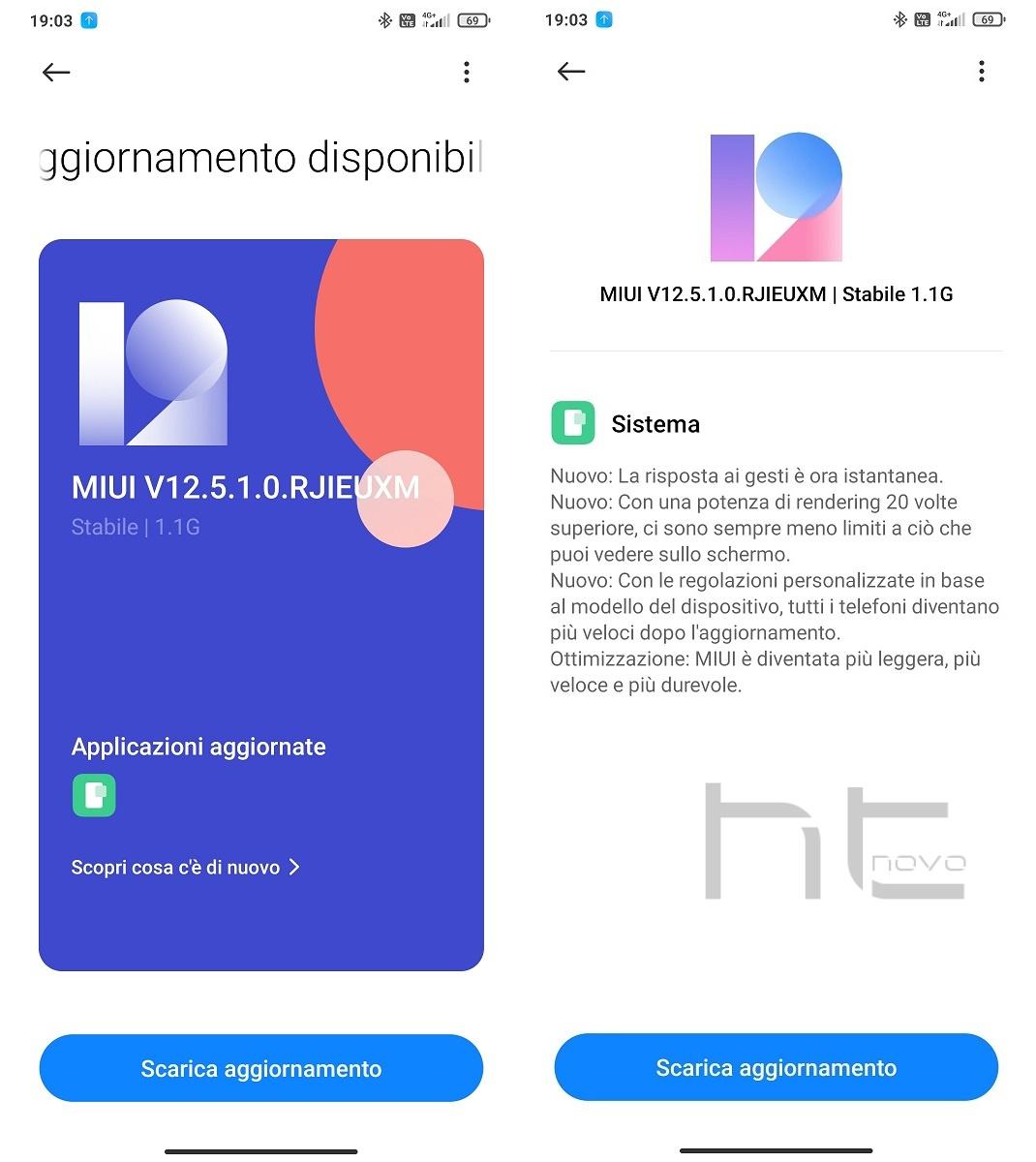 MIUI 12.5 disponibile su Xiaomi Mi 10 Lite 5G