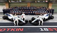 Robert Kubica Williams 2018 F1 zakończenie sezonu