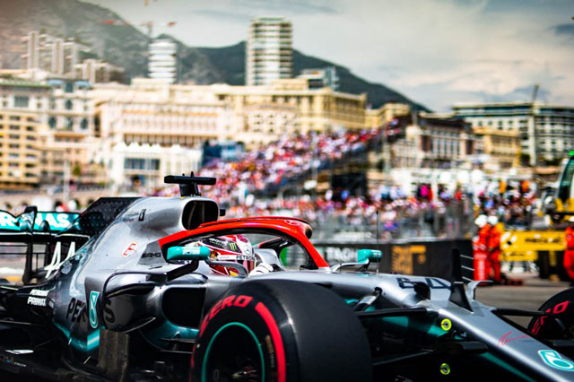 Monaco Grand Prix 2019 qualifying report: Hamilton on ...