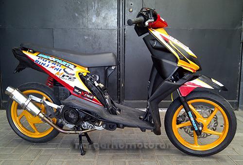 Gambar Modifikasi Honda Beat