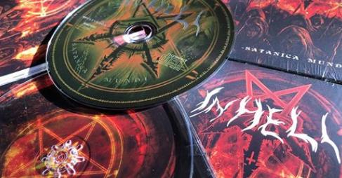In Hell Satanica Mundi Black/Death Metal France