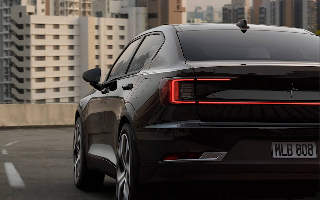 Chinesa Geely faz recall total dos Volvo Polestar 2 elétricos