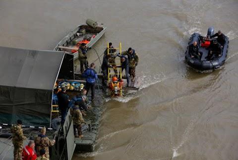 Dunai hajóbaleset - Nyomravezetői díj a Hableány utolsó eltűntjének ügyében