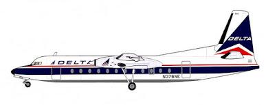 Fairchild Hiller FH227C picture 3