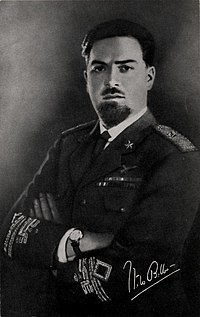 Italo Balbo was the commander of Italy's air force in the 1930s