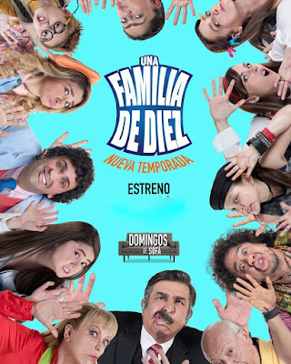 UNA FAMILIA DE DIEZ 2019