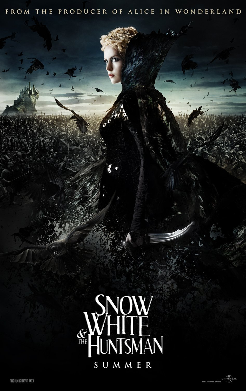 """Once Upon A Blog...: """"Snow White and the Huntsman"""" Featurettes"""