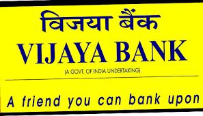 Vijaya Bank Recruitment 2017 Probationary Chief, Sr Manager – 06 Posts