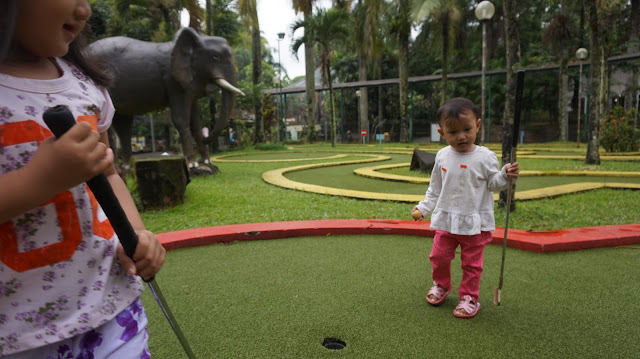Hotel Royal Safari Garden Mini Golf
