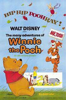 Las Aventuras De Winnie Pooh (1977) [Latino-Ingles] [Hazroah]