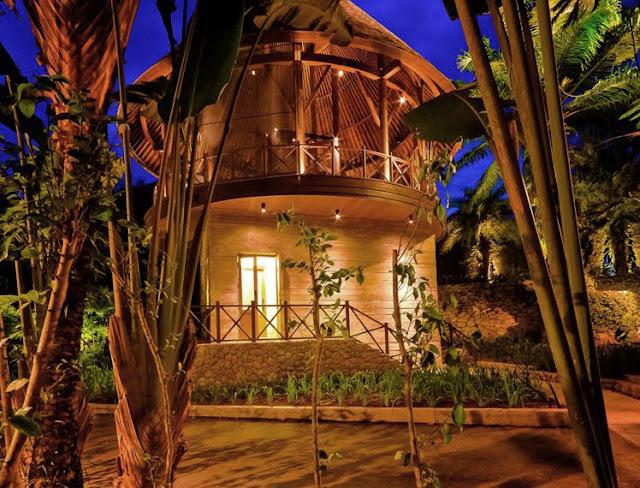 treetop spa at Indigo pearl