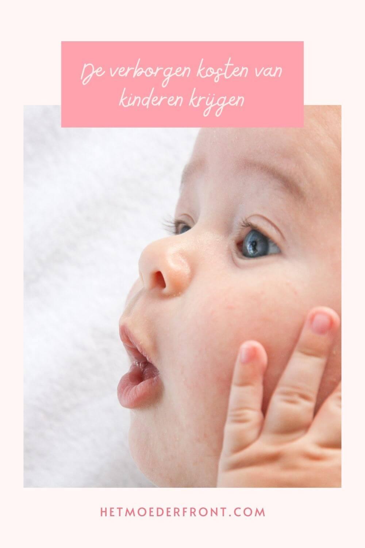 kosten moederschap
