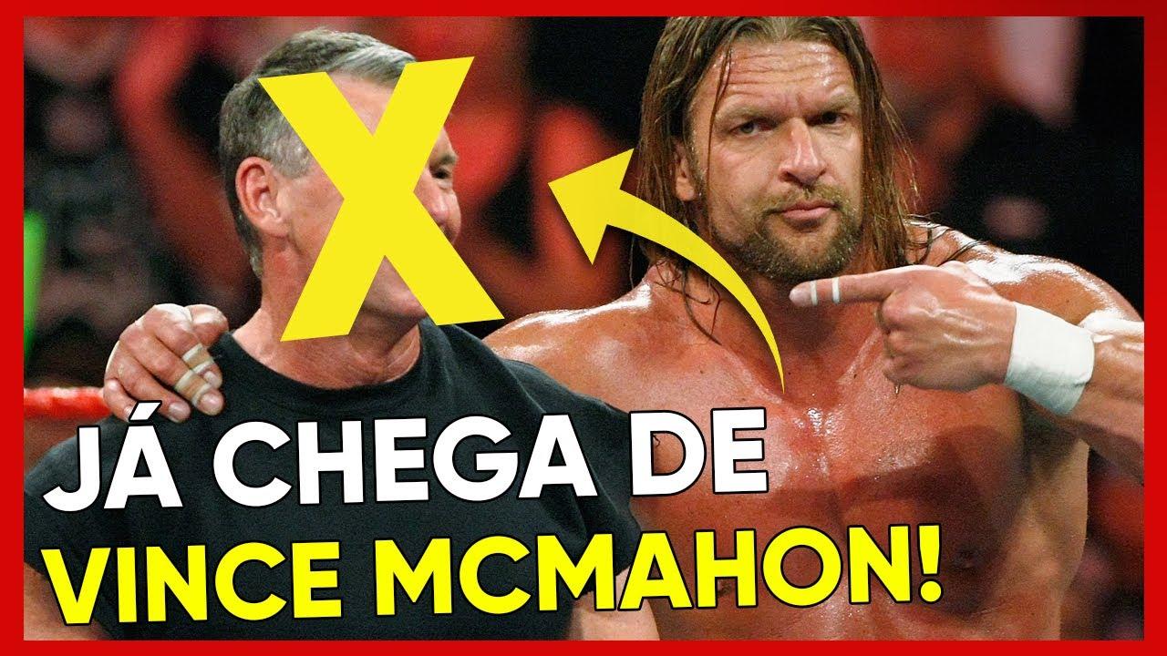 5 coisas que Triple H faz melhor do que Vince McMahon