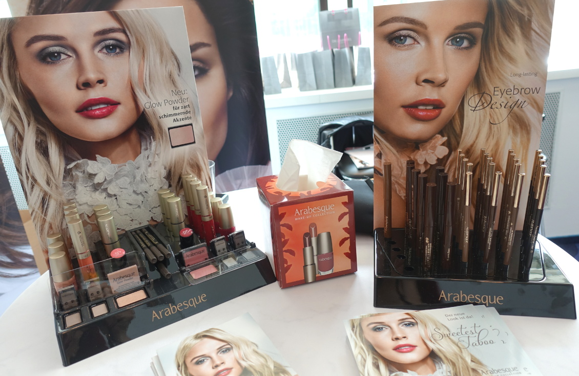 beautypress Blogger Event Mai 2019 Frankfurt Eventbericht - Arabesque