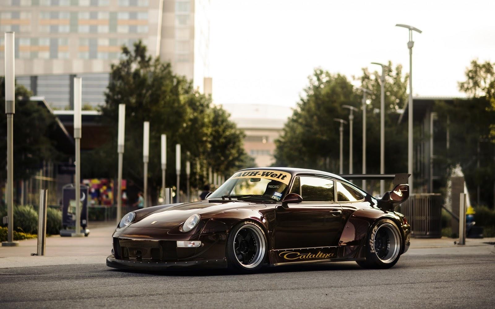 Brown Car Wallpapers