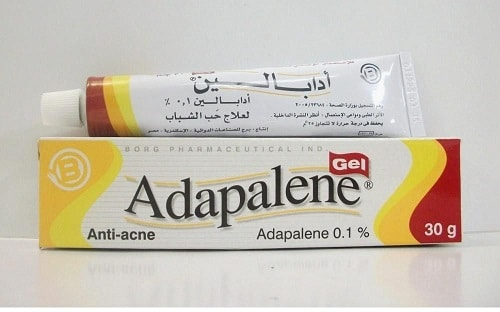 سعر دواء أدابالين جيل Adapalene Gel لحب الشباب