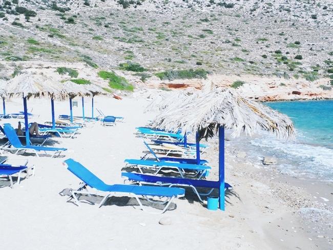 Ios ostrvo najlepse organizovane plaze