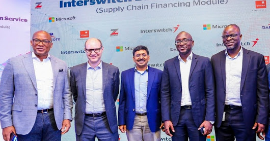 Microsoft Partner Interswitch On Blockchain Technology In Nigeria