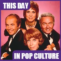 "The ""Carol Burnett Show"" aired it's last episode on March 29, 1978."