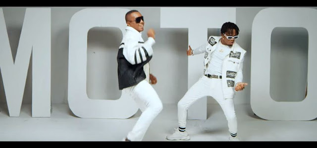 VIDEO | WAWA SALEGY FT DIAMOND PLATNUMZ - MOTO | DOWNLOAD