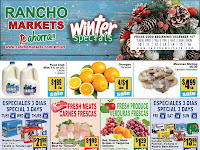 Rancho Markets Ad Preview February 11 - 17, 2020