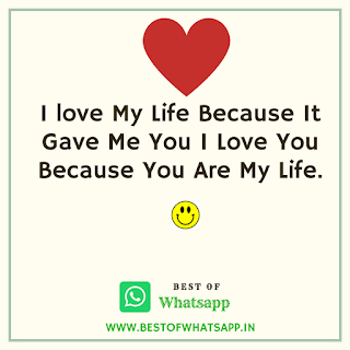 Best Love Whatsapp Status 6