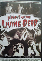 DVD Cover - Night of the Living Dead