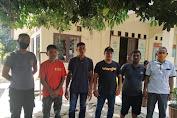 Penimbun Ribuan Liter Minyak Oplosan di Pidie di Borgol Polisi